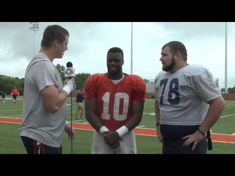 The Austin Lewis Sports Network Interviews Malik Miles