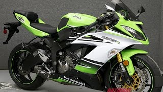 2. 2015  KAWASAKI  ZX636 NINJA ZX6R 30TH ANNIVERSARY W/ABS  - National Powersports Distributors