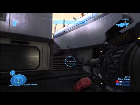 Halo Reach Multiplayer - I was playing Halo Reach with some friends recently and I had one of my all time best games. I scored 24 points and died only twice during a team slayer game...