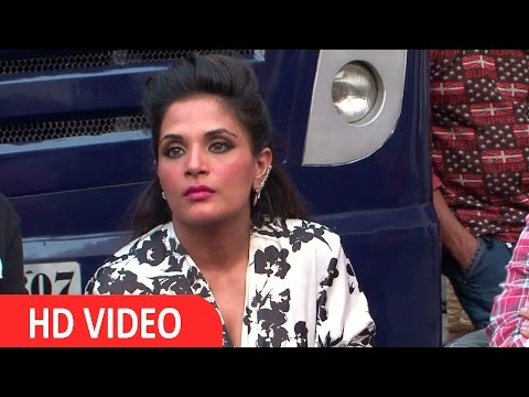 Its A Very Heavy Drama Film - Richa Chadda
