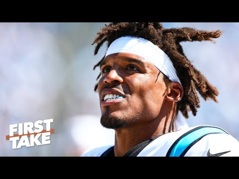 Video: The Panthers need to find Cam Newton's successor – Max Kellerman | First Take