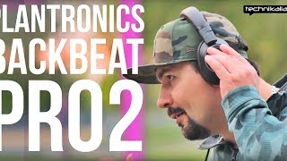 Słuchawki Plantronics BackBeat Pro 2