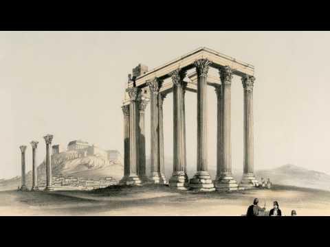 Ο Ναός του Ολυμπίου Διός (H. Cook 1853)