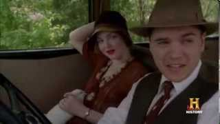 Nonton Bonnie & Clyde -- Bonnie Kills a Police Officer in Cold Blood Film Subtitle Indonesia Streaming Movie Download