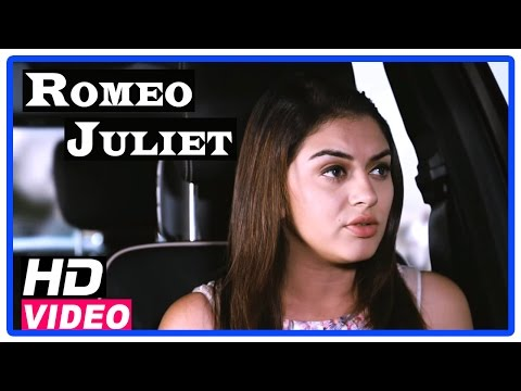 Video Romeo Juliet Tamil Movie | Scenes | Hansika talks about future to Jayam Ravi and asks to leave her download in MP3, 3GP, MP4, WEBM, AVI, FLV January 2017
