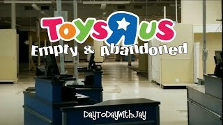 Video Toys R Us Empty - Abandoned & Gutted 2018 MP3, 3GP, MP4, WEBM, AVI, FLV Juni 2018
