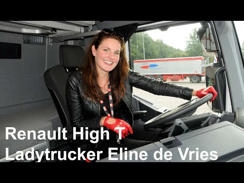 Video bij: Renault T High Edition succesvol in buitenland