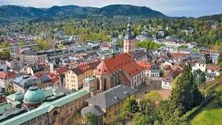 Baden-Baden Germany  city photo : 11 Top Tourist Attractions in Baden-Baden (Germany)