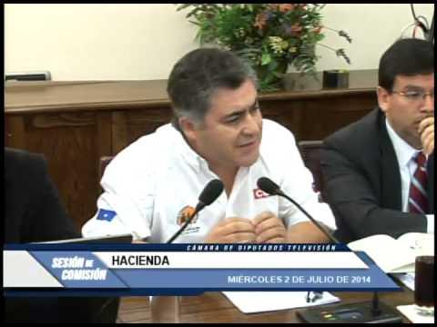 Intervención Nolberto Díaz - Comisión Cámara de Diputados
