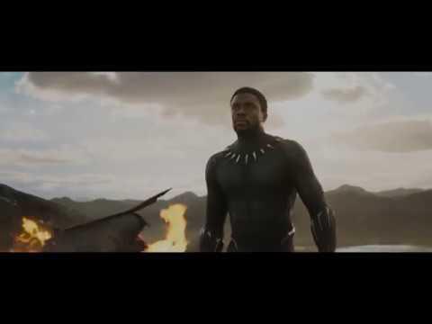 Black Panther - Official Trailer #2 - 2017 Marvel Studios HD
