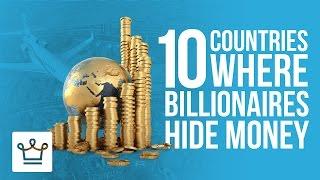Video 10 Countries Where Billionaires Hide Their Money MP3, 3GP, MP4, WEBM, AVI, FLV Juli 2018