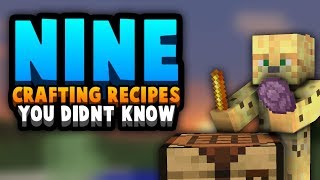 9 Crafting Recipes You Probably Never Learned