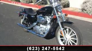 8. 2006 Harley-Davidson XL 883L - Sportster 883 Low - Arrowhea