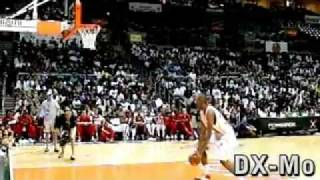 Derrick Favors (Dunk #2) - 2009 McDonald's High School All-American Dunk Contest