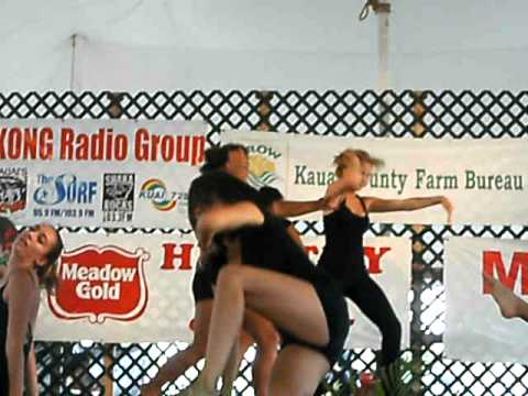 Aloha Dance Studio - ANIJAH-ROSE--ALOHA DANCE STUDIO--8-28-10 VIDEO 2 hip hop dancing.