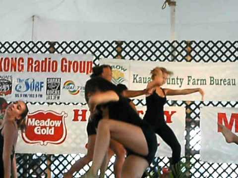 Aloha Dance Studio - ANIJAH-ROSE--ALOHA DANCE STUDIO--8-28-10 VIDEO 2 hip hop dancing.