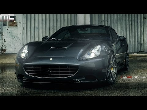 MC Customs Ferrari California