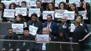 German Parliament Recognizes Armenian Genocide