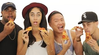 Video Who Has The Best Pizza? with ShanBoody, Travie Williams, & Ricky Shucks MP3, 3GP, MP4, WEBM, AVI, FLV Desember 2018