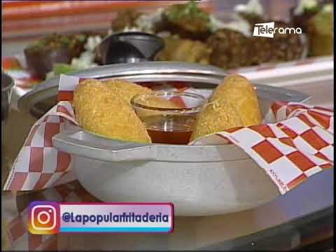 La popular fritadería Emprendimiento de comida popular y guayaca