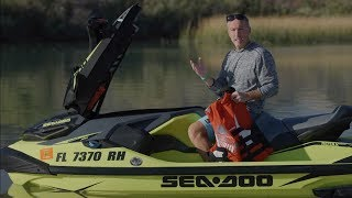 7. 2018 Sea-Doo Front Access Storage