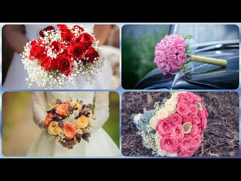 Top 20 modelli di bouquet sposa rose rosse 2018