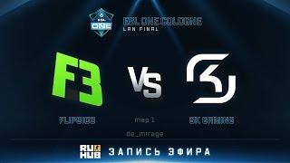SK vs Flipsid3, game 1