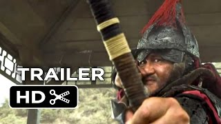 The Admiral: Roaring Currents Official Trailer 2 (2014) - Korean Historical War Movie HD