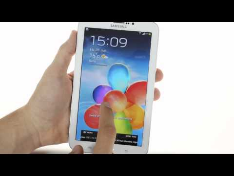 Samsung Galaxy Tab 3 7.0 hands-on