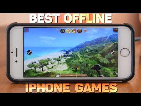 TOP 10 Best Offline iPhone Games Of 2016/2017 (NO Internet Required) iOS 9/10