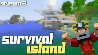 Minecraft Xbox One: Survival Island - Season 3 Trailer!