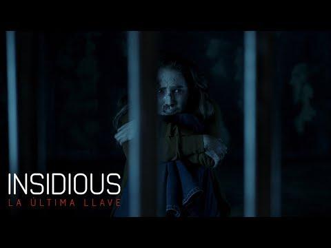 Insidious: La Última Llave - Los miedos son reales?>
