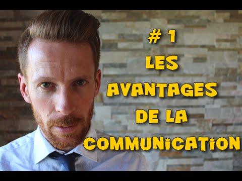 Les avantages de la communication