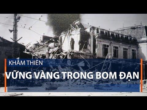 Khâm Thiên vững vàng trong bom đạn | VTC1 - Thời lượng: 3 phút, 8 giây.