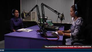 Episode 4 with Regional High Value Crops Development Program Coordinator Redelliza Gruezo