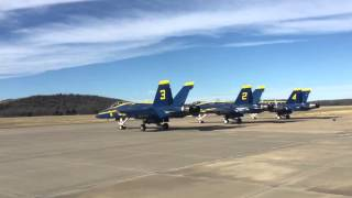 Bartlesville (OK) United States  City new picture : US Navy Blue Angels at Bartlesville, OK