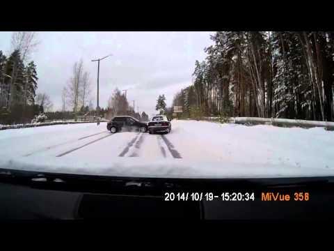 Авария в Снежинске