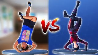 FORTNITE DANCE CHALLENGE IN REAL LIFE #2! ~ Guava Juice