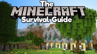 How To Build Custom Oak Trees! • The Minecraft Survival Guide (Tutorial Lets Play) [Part 93]
