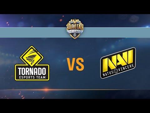 Tornado Energy vs Natus Vincere G2A - day 3 week 3 Season II Gold Series WGL RU 2016/17