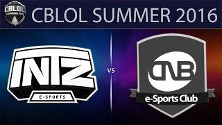 CNB vs INTZ, game 1