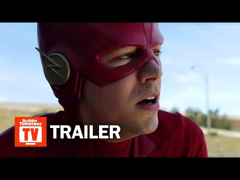 The Flash S05E21 Trailer | 'The Girl with The Red Lightning' | Rotten Tomatoes TV