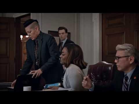 Madam Secretary CBS 4x14 Sneak Peek #1  Refuge