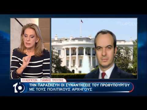 Ο απόηχος της συνάντησης Μητσοτάκης -Τραμπ | 08/01/2020 | ΕΡΤ