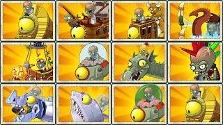 Video Plants vs Zombies 2 Final Boss: ALL PLANTS MAX LEVEL! vs ALL ZOMBOT! MP3, 3GP, MP4, WEBM, AVI, FLV Juni 2019