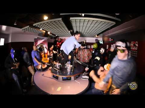The Harlem Shake [The Angie Show]   HOT 97