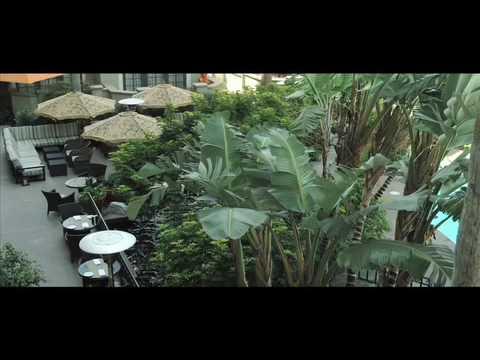 The Fairmont Miramar Hotel & Bungalows , Santa Monica - Video