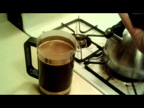 How to Use French Press Pitcher Coffee Maker