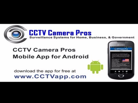 Video of CCTV Camera Pros Mobile