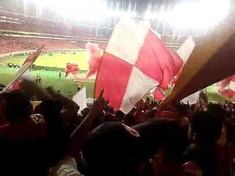 INTER 1x1 Juventude - Tu és o gigante (recebimento) - Guarda Popular - Guarda Popular - Internacional - Brasil - América del Sur